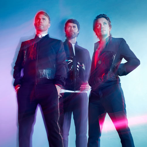 Take That Live 2015 Tour