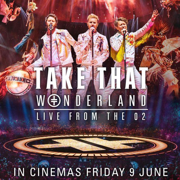 Take That Tour Tickets