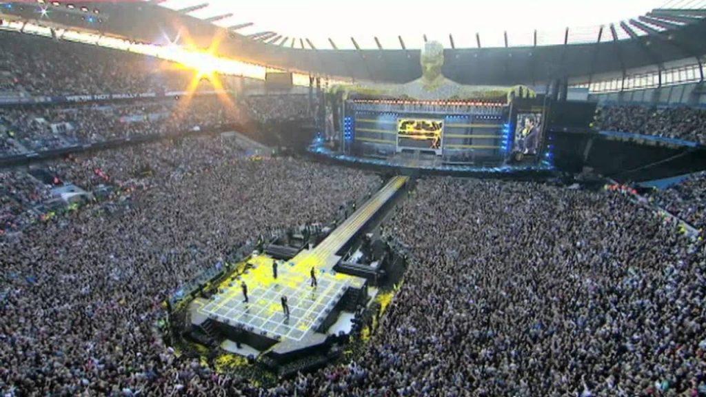 PROGRESS LIVE 2011