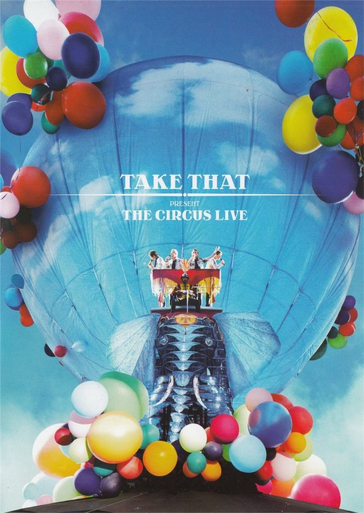 TT: THE CIRCUS LIVE – DVD